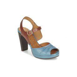 Sandały Chie Mihara  CHEGO. Niebieskie sandały trekkingowe damskie Chie Mihara. Za 951,20 zł.