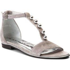 Sandały damskie: Sandały KARINO - 2684/002-P Szary