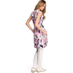 Bluzki, topy, tuniki: Tunika bez rękawów – model 1