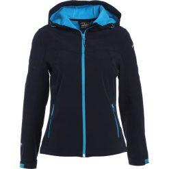 Icepeak LUCY Kurtka Softshell ultramarine. Niebieskie kurtki sportowe damskie Icepeak, z elastanu. W wyprzedaży za 209,25 zł.