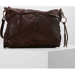 Legend LAVIS Torba na ramię dark brown. Brązowe torebki klasyczne damskie Legend. Za 549,00 zł.
