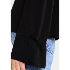 Bluzki asymetryczne: JUST FEMALE MAISE  Bluzka black