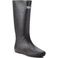 Kalosze BIG STAR - AA274999 Black. Czarne buty zimowe damskie BIG STAR, z materiału. W wyprzedaży za 129,00 zł.