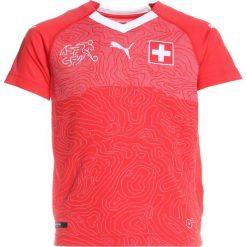 T-shirty chłopięce: Puma SCHWEIZ Koszulka reprezentacji red/white