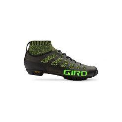 Buty sportowe męskie: GIRO Buty męskie Empire VR70 Knit lime black roz.42,5  (GR-7089786)