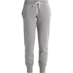 Spodnie dresowe damskie: Converse CORE SIGNATURE Spodnie treningowe vintage grey heather