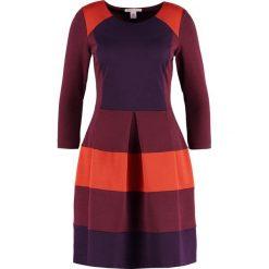 Sukienki: Anna Field Sukienka z dżerseju burgundy