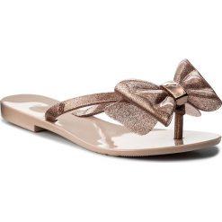 Chodaki damskie: Japonki MELISSA - Harmonic XIII Ad 32248 Pink/Glitter Pink 53243