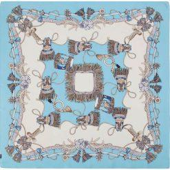 Chusta damska 86-7D-S22-X08. Brązowe chusty damskie Wittchen. Za 195,00 zł.