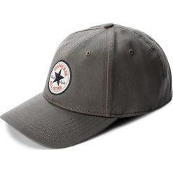 Czapka CONVERSE - CON301 Charcoal. Szare czapki damskie marki Converse, z bawełny. Za 89,00 zł.