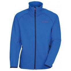 Vaude Kurtka Men's Gutulia Jacket Hydro Blue S. Niebieskie kurtki sportowe męskie marki Vaude, m, z materiału. W wyprzedaży za 299,00 zł.