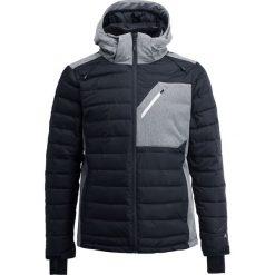 Brunotti TRYSAIL Kurtka snowboardowa black. Czarne kurtki narciarskie męskie Brunotti, m, z materiału. W wyprzedaży za 639,20 zł.