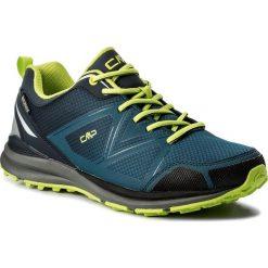 Buty CMP - Alya Trail Shoes Wp 38Q9917 Denim L580. Niebieskie buty do biegania męskie CMP, z denimu. W wyprzedaży za 179,00 zł.