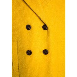 Outfit Kids Płaszcz wełniany /Płaszcz klasyczny yellow. Żółte kurtki chłopięce Outfit Kids, z materiału. W wyprzedaży za 319,20 zł.
