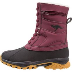 KangaROOS DARWIN Śniegowce red. Niebieskie buty zimowe chłopięce marki KangaROOS. W wyprzedaży za 125,40 zł.
