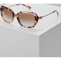 Okulary przeciwsłoneczne damskie: Michael Kors CARMEL Okulary przeciwsłoneczne pink tort
