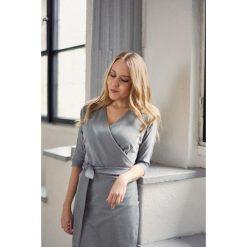 Sukienki ciążowe: Sukienka Filomena szara 32/34
