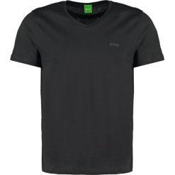 T-shirty męskie: BOSS Green CANISTRO SLIM FIT Tshirt basic black