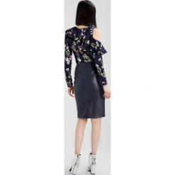 Spódniczki ołówkowe: Karen Millen SKIRT Spódnica ołówkowa  navy