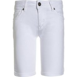 Jeansy dziewczęce: Cars Jeans KIDS KACEY Szorty jeansowe white
