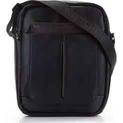 86-4P-103-1 Torba. Brązowe torby na ramię męskie marki Kazar, ze skóry, przez ramię, małe. Za 219,00 zł.