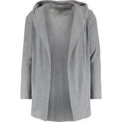 Swetry rozpinane męskie: Key Largo KALLE Kardigan silber
