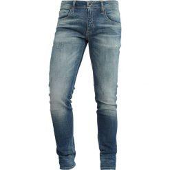Antony Morato GEEZER Jeansy Slim Fit blu denim. Zielone jeansy męskie relaxed fit marki Antony Morato, m, z bawełny. Za 469,00 zł.