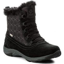 Buty zimowe damskie: Śniegowce MERRELL - Ryeland Mid Polar Wtpf J00794 Black