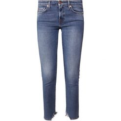 7 for all mankind PYPER ILLUSION NOSTALGIA Jeans Skinny Fit nostalgia. Niebieskie boyfriendy damskie 7 for all mankind, z bawełny. Za 1009,00 zł.