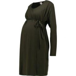 Sukienki hiszpanki: Boob SPEAKEASY NURSING Sukienka z dżerseju earthy green
