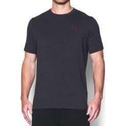 Under Armour Koszulka męska Sportstyle Left Chest Logo T-Shirt Black r. M (1257616011). Czarne koszulki sportowe męskie marki Under Armour, m. Za 93,80 zł.