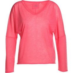 Bluzki damskie: Venice Beach ELINA LONGSLEEVE Koszulka sportowa raspberry