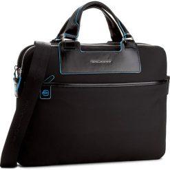 Torba na laptopa PIQUADRO - CA3133CE N. Czarne torby na laptopa marki Piquadro, z materiału. W wyprzedaży za 669,00 zł.