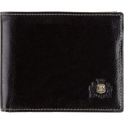 Portfel 22-1-040-1. Czarne portfele męskie marki Wittchen. Za 329,00 zł.