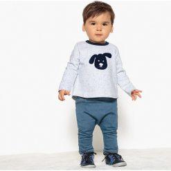 Bluzy niemowlęce: Bluza z printem z dzianiny pętelkowej – 0 miesięcy – 2 lata