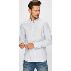 Medicine - Koszula Arty Dandy. Szare koszule męskie na spinki MEDICINE, l, z bawełny, button down, z długim rękawem. W wyprzedaży za 103,90 zł.