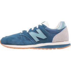 New Balance U520 Tenisówki i Trampki blue. Niebieskie tenisówki damskie New Balance, z materiału. Za 419,00 zł.