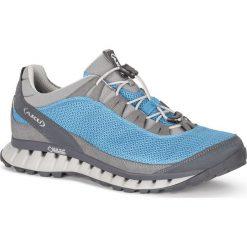 Buty trekkingowe męskie: Aku Buty męskie Climatica Air Gtx Turquoise/Grey r. 45 (758-393)