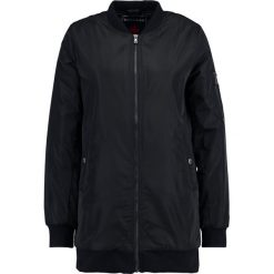 Płaszcze damskie pastelowe: Canadian Classics LONG Krótki płaszcz black