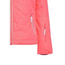 Odzież damska: Roxy JET SO GIRL Kurtka snowboardowa neon grapefruit/gana emboss