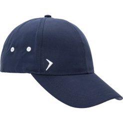 Czapka damska CAD600 - granatowy - Outhorn. Niebieskie czapki z daszkiem damskie Outhorn, na lato, z materiału. Za 24,99 zł.