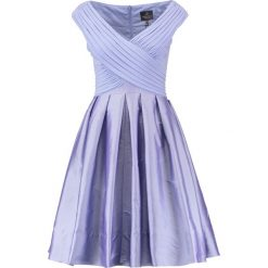 Sukienki hiszpanki: Adrianna Papell Sukienka koktajlowa steel blue