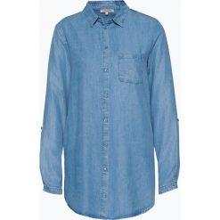 Koszule jeansowe damskie: Apriori - Damska koszula jeansowa, niebieski