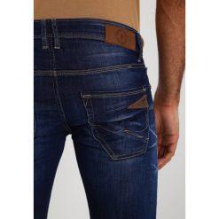 Le Temps Des Cerises Jeansy Slim Fit blue. Niebieskie jeansy męskie Le Temps Des Cerises. W wyprzedaży za 383,20 zł.