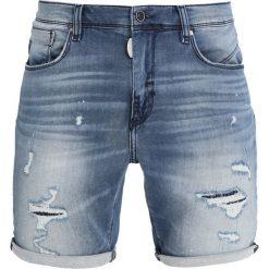 Bermudy męskie: Antony Morato Szorty jeansowe blue denim