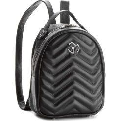 Plecak EVA MINGE - Campello 3F 18NN1372521ES  101. Czarne plecaki damskie Eva Minge, ze skóry, eleganckie. W wyprzedaży za 369,00 zł.