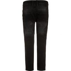 Cars Jeans KIDS JAKEY Jeans Skinny Fit black used. Czarne jeansy męskie regular Cars Jeans, z bawełny. W wyprzedaży za 126,75 zł.