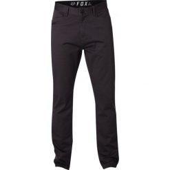 FOX Spodnie Męskie Stretch Chino 36 Ciemnoszare. Czarne chinosy męskie FOX, z jeansu. Za 267,00 zł.