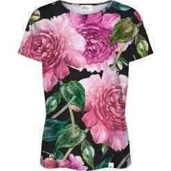 Colour Pleasure Koszulka damska CP-030 192 czarno-różowa r. XXXL/XXXXL. T-shirty damskie Colour pleasure. Za 70,35 zł.