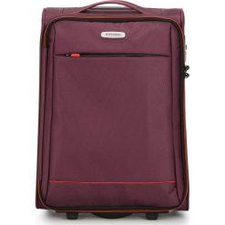 Walizka kabinowa 56-3S-461-35. Czerwone walizki marki Wittchen, małe. Za 179,00 zł.